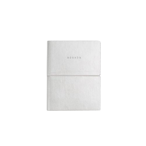 Poketo Agenda Planner in Gold or Silver
