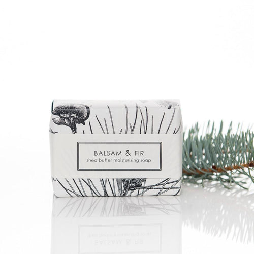 Formulary 55 Balsam and Fir Shea Butter Bath Bar