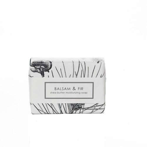 Formulary 55 Balsam and Fir Shea Butter Guest Soap