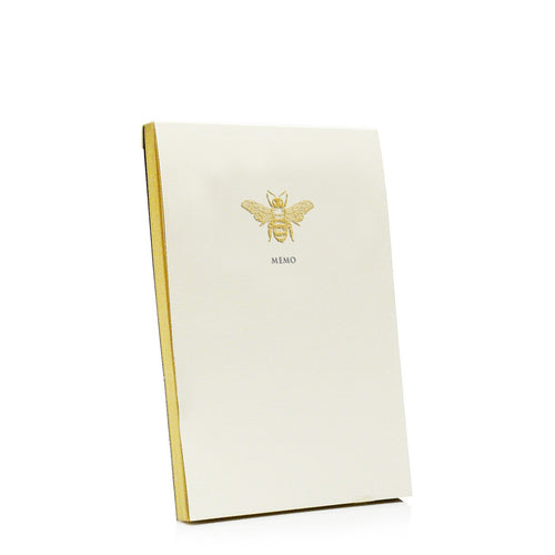 Bell'INVITO Buzz Bee Jotter Notepad
