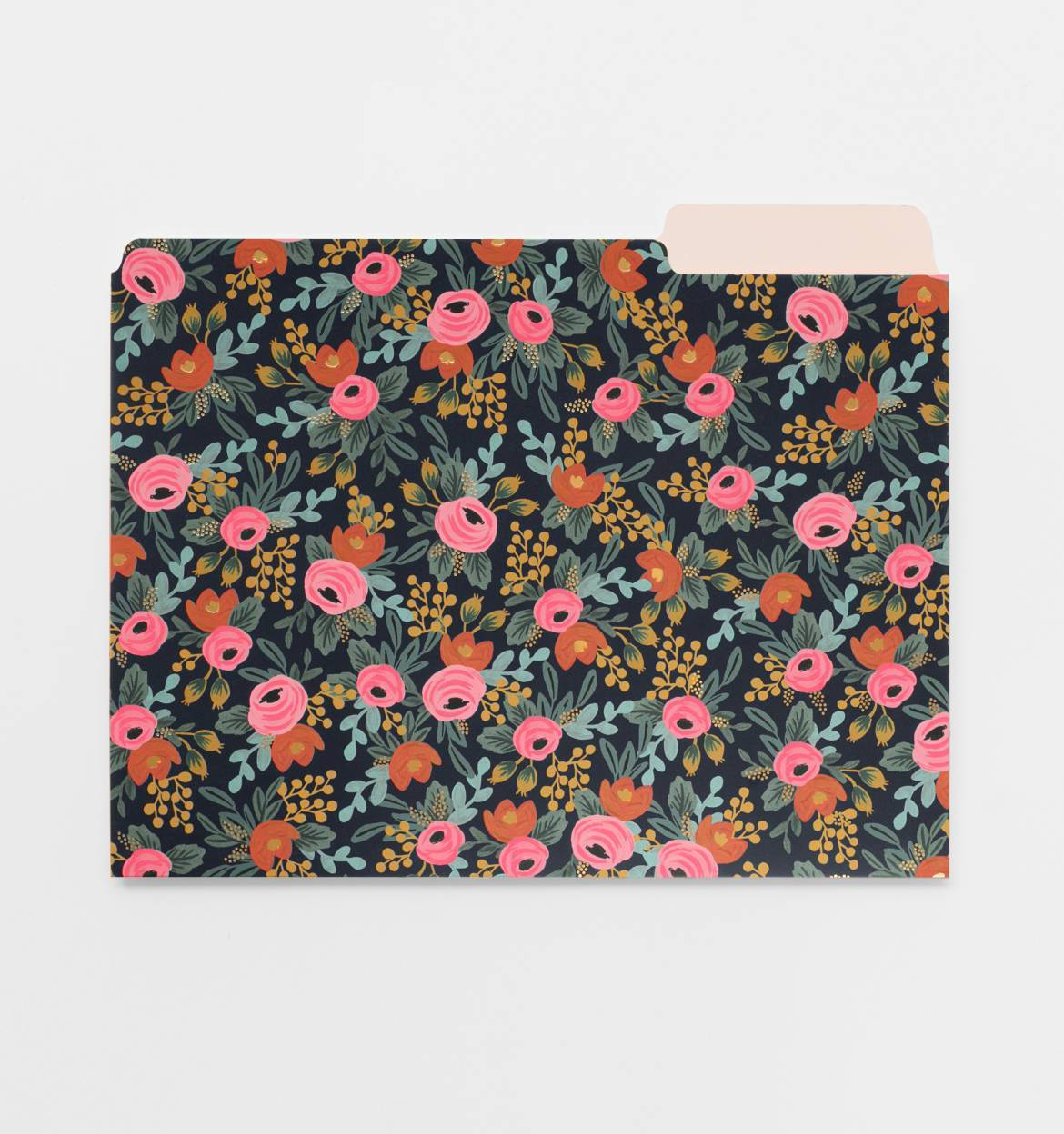 Rifle Paper Rosa Folders, Set of 6 Folders
