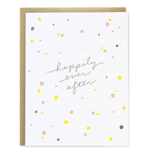"Ramona and Ruth ""Happily Ever After"" Greeting Card"