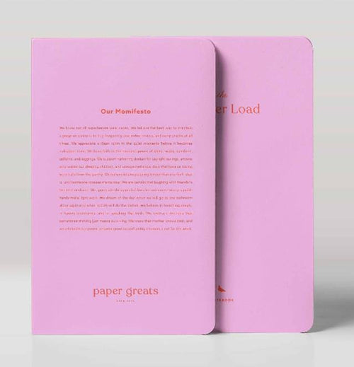 Paper Greats The Mother Load Notebook