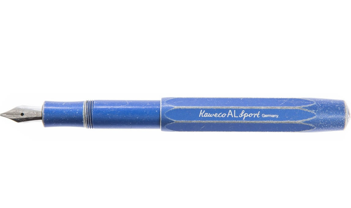 Kaweco AL Sport Fountain Pen, Stonewash- Medium