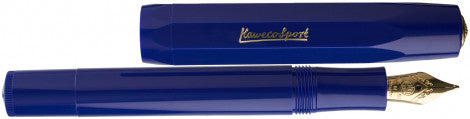 Kaweco Classic Sport Fountain Pen, Medium Point, Blue