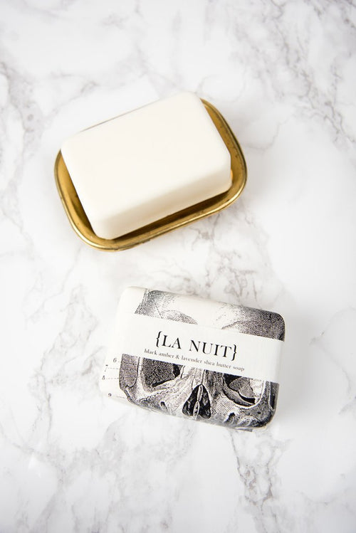 Formulary 55 La Nuit Shea Butter Bath Bar