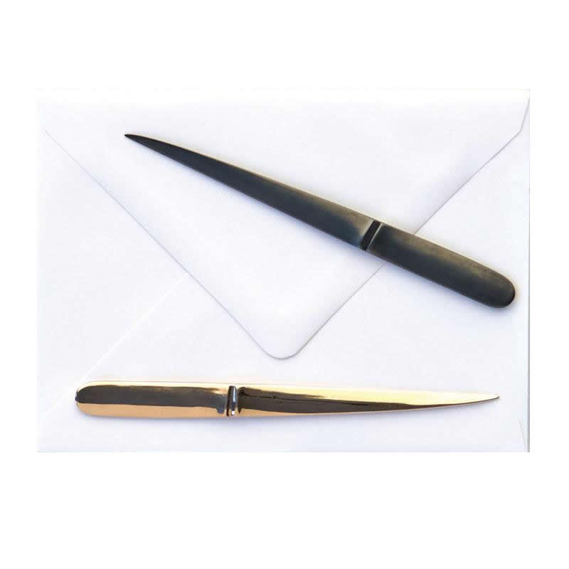 WMS & CO Letter Opener- Choose Your Color