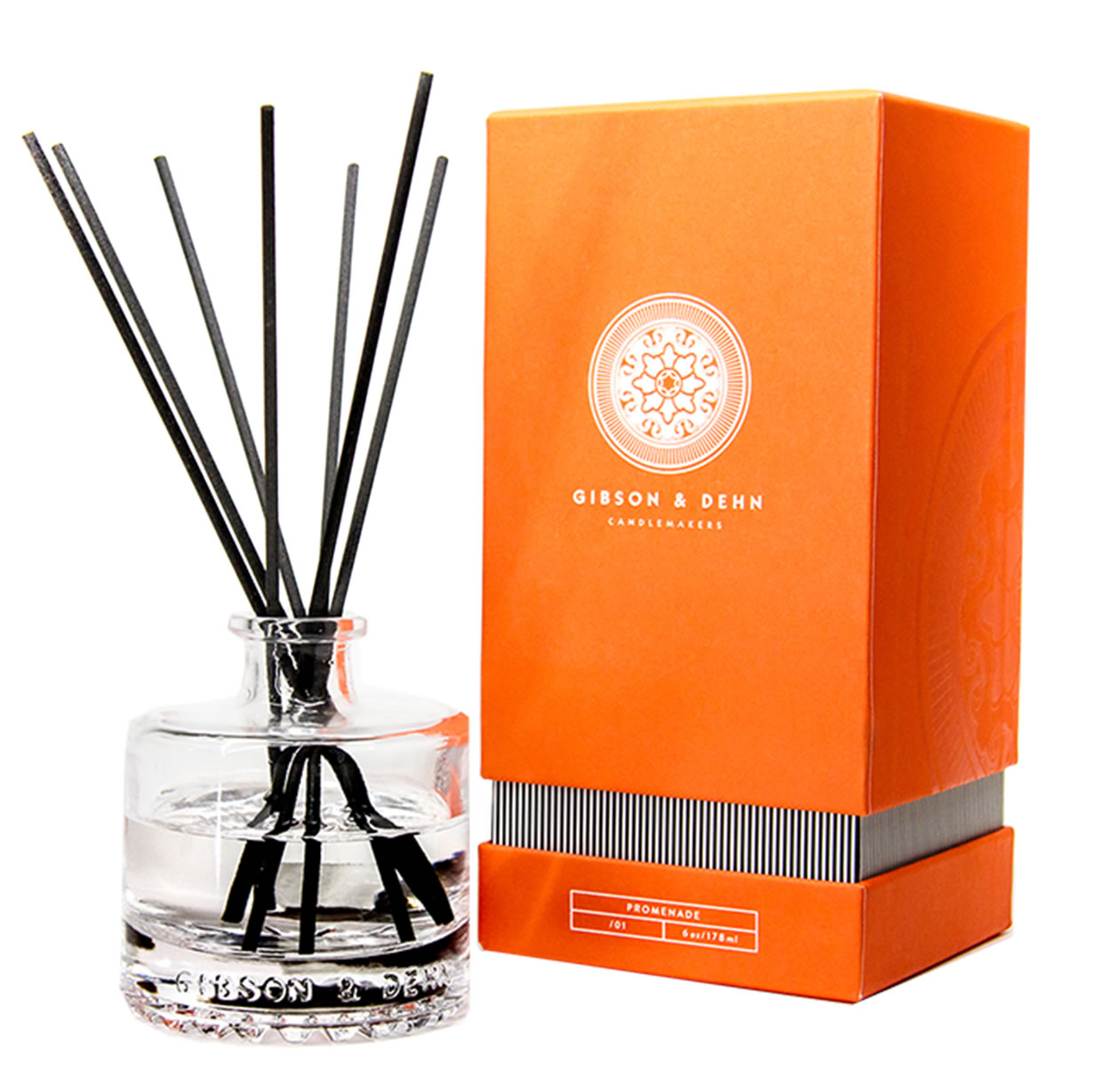 Gibson and Dehn Promenade Diffuser- Rhubarb and Quince