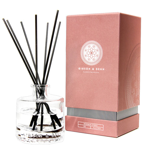 Gibson and Dehn Beekman Street Diffuser- Peony and Hyacinth