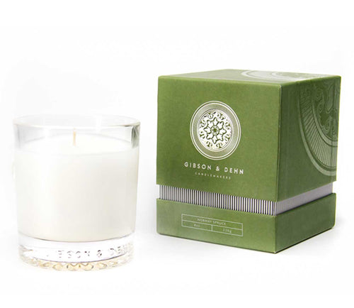 Gibson and Dehn Candle- Norway Spruce