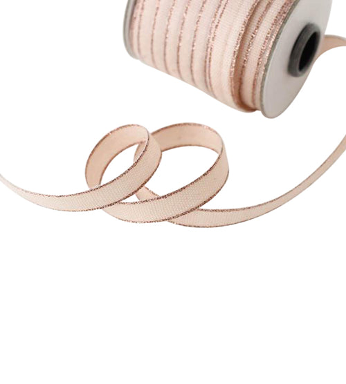 Studio Carta by Angela Liguori Drittofilo Ribbon- Blush / Rose Gold