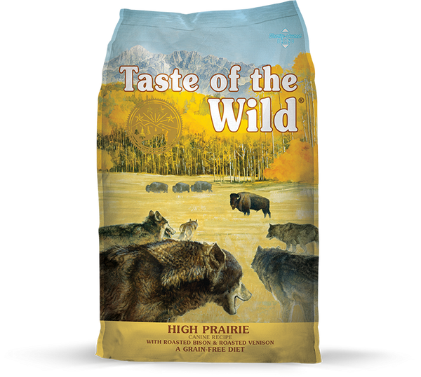 Taste Of The Wild High Prairie Dry Dog Food