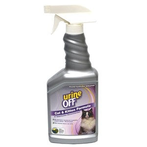 Urine Off Carpet Spray For Cat and Kitten