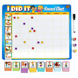 Rewards Chore Chart for Kids