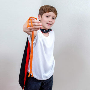 Learn & Climb - Mind Blowing Magic Tricks Kit | Set of 3 Unique Props for Kids to Learn & Perform 5+ Tricks | Includes Rope Cutter Trick, Set of Magical Cards, Paper to Coin Trick & Easy Instructions