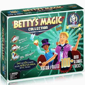 Learn & Climb Magic kit for Kids- Master Over 100 Tricks , Hours of Fun!