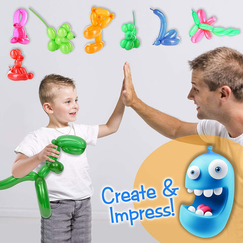 Animal Balloon Kit- Intermediate/advanced Modeling & Twisting Kit