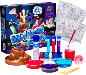 Learn & Climb Science Kit for Kids-21 Experiments Science Set, Hours of Fun.