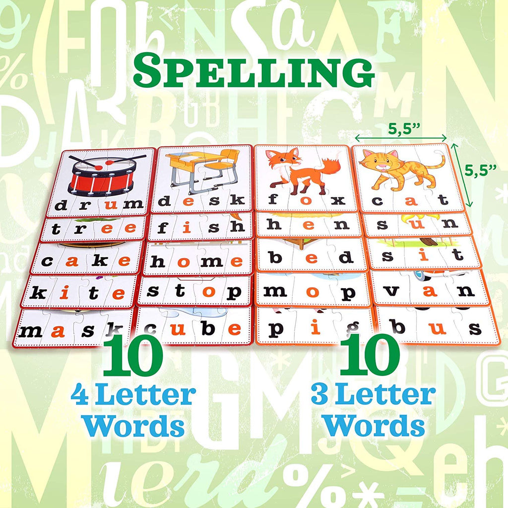 Spelling Puzzle for Kids