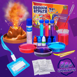 Learn & Climb Brainy Beaker Science kit for Kids Fun Cool Science Experiments