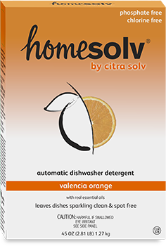 HomeSolv Automatic Dishwaser Powder