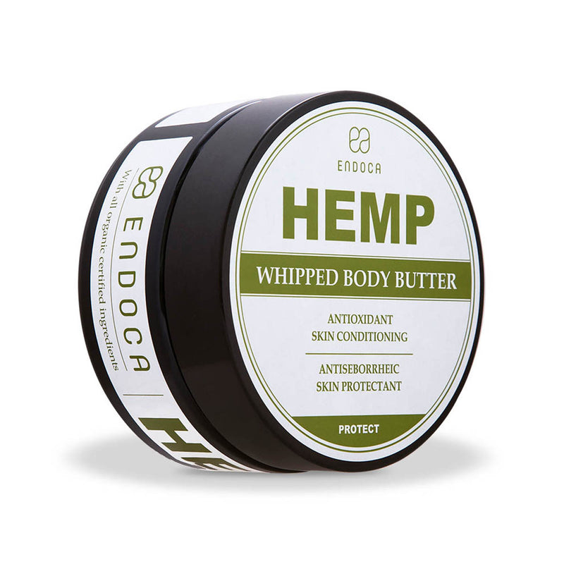 Endoca | 300mg CBD | Whipped Body Butter | 100ml Jar