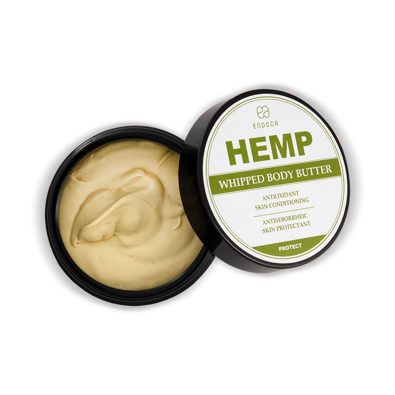 Endoca | 1500mg CBD | Whipped Body Butter | 100ml Jar freeshipping - CBDSupermarket