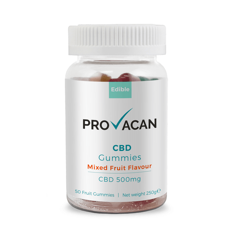 Provacan CBD Gummies 500mg | 50 pieces