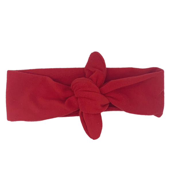 Red Solid Knotted-Wholesale 1