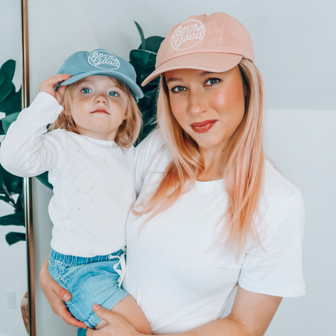Pink Be The Good Hat-Wholesale