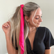 Solid Hot Pink Headscarf-Wholesale 1