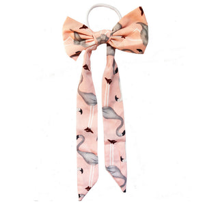 Pink Flamingo Hair Tie-Wholesale