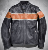 [ 50% OFF] EXCLUSIVE MEN'S BIKER DISTRESSED GENUINE 100% LEATHER JACKET - USA FREE SHIPPING - AXEOP