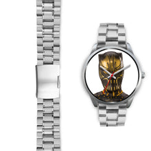 Super Black Panther Watch