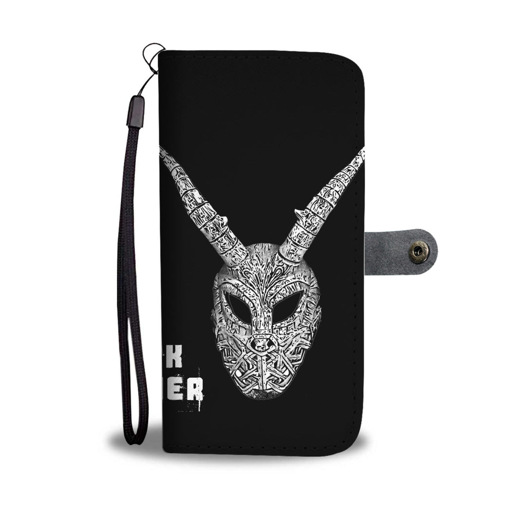 Stylish Black Wallet - Killmonger