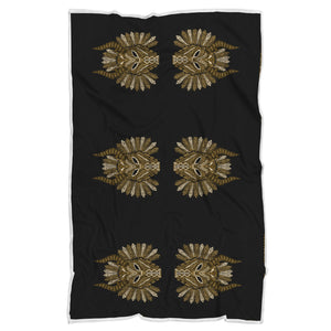 Soft Cotton Blanket - Black Panther