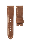 Calf Monza Brown Beige Stitching - for PANERAI
