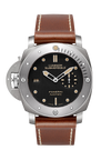 Luminor Submersible 1950 Left-Handed 3 Days Automatic Titanio