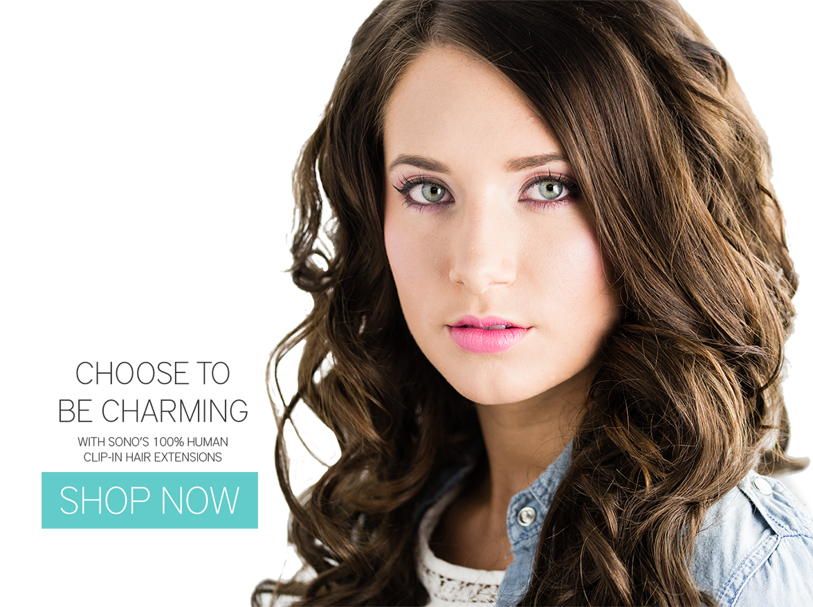 Buy Sono Hair Extensions For The Best Ready To Wear Hair Sonohair