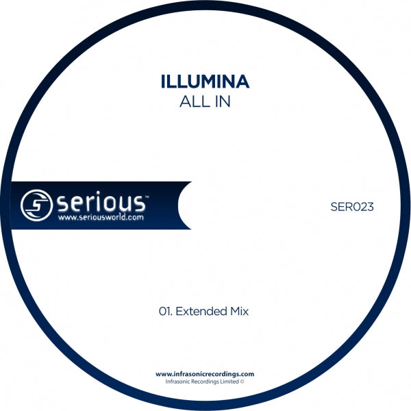 Ser023 : Illumina - All In [CD Single]