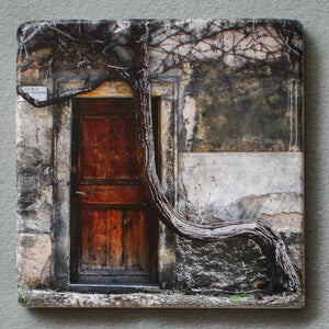 The Crooked Tree -Trivet #0142