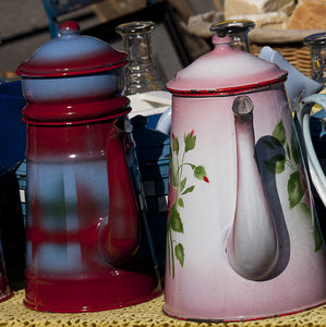 Coffee Pots - Trivet #0390