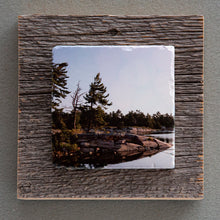 Load image into Gallery viewer, Georgian Bay - On Barn Board 1570