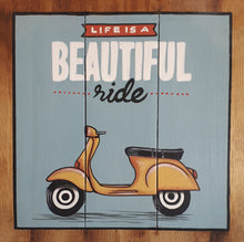 Load image into Gallery viewer, Life is Beautiful - Trivet #3251