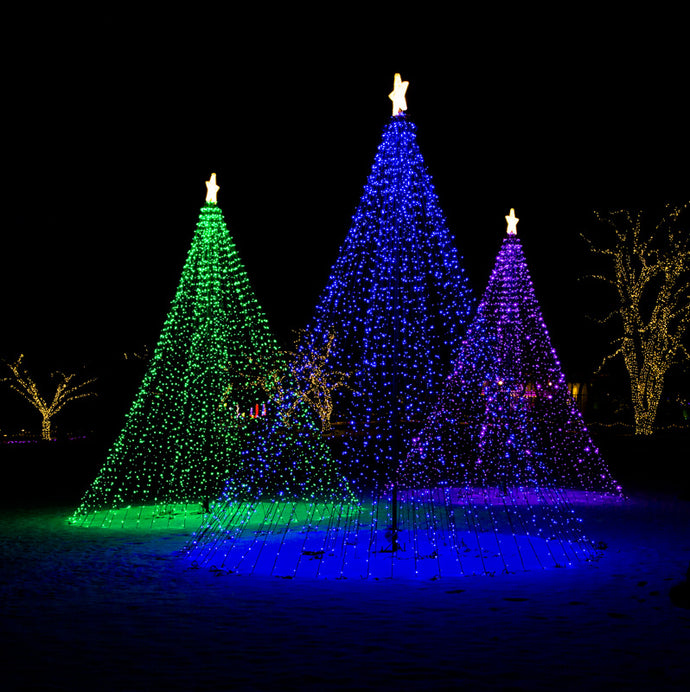 Tree Lights - Coasters #7365