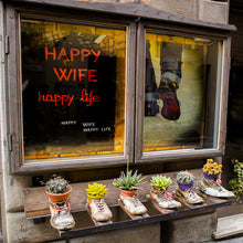 Load image into Gallery viewer, Happy Wife - Trivet #8904