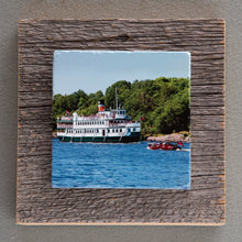 Load image into Gallery viewer, Wenonah II - On Barn Board 8985