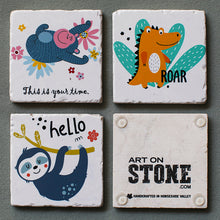 Load image into Gallery viewer, Custom Coasters | Set of 4