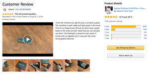 Explora Multitool Review by Top 100 Amazon reviewer