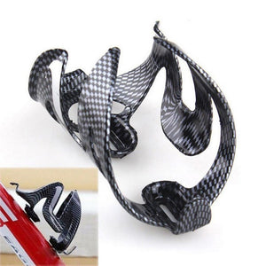 Carbon Fibre water bottle holder for bike